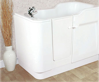 ACORN Safety Tubs assisted bathing can help you regain the freedom of your home.